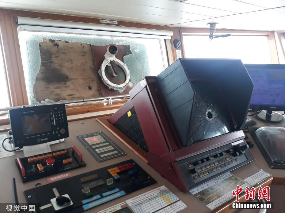 土耳其一船只在尼日利亚海岸遇袭 十名船员遭绑架