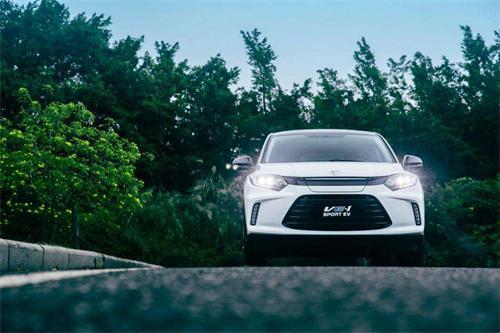 广汽本田电动化战略第一车:VE-1纯电SUV将首发