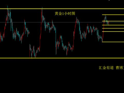汇金有道-曹博文:黄金短线上行中的回调
