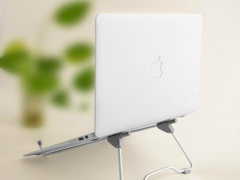 笔记本电脑支架 轻松缓解你的颈椎病