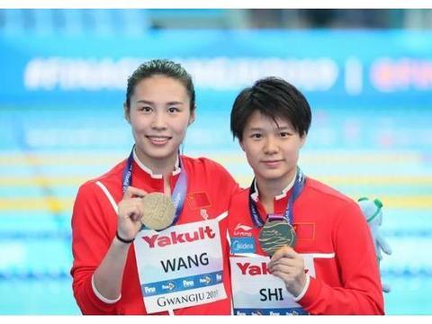 2019游泳世锦赛中国队跳水项目再添两金 领跑奖牌榜