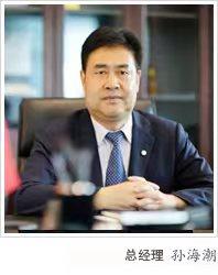 山西省省政府办公厅原负责人孙海潮任太平投资总经理