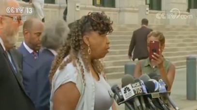 """白人警察""""锁喉""""黑人致其死亡 5年后美国司法部不予起诉"""
