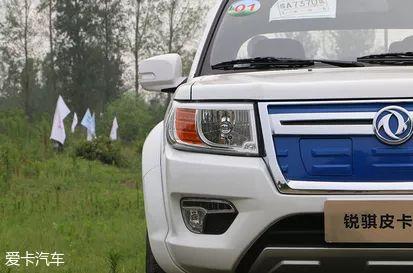 郑州日产锐骐皮卡EV上市,售价26.98万元,网友:拉货利器