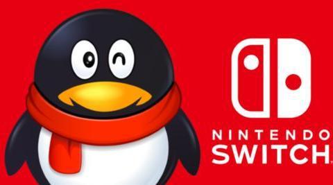 腾讯任天堂Switch官方微博上线 新的国行Switch在路上