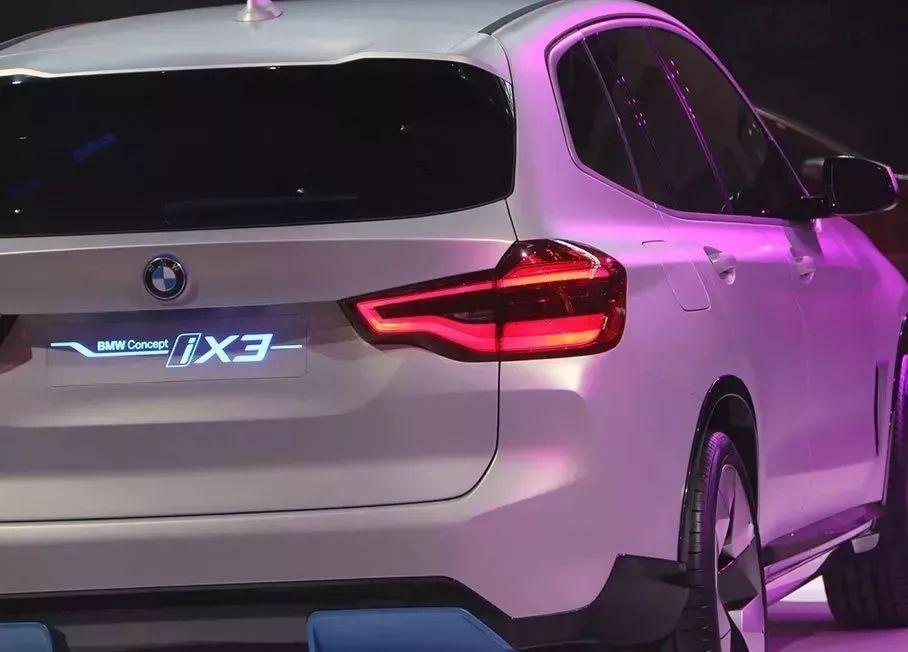 纯电版宝马X3来了!华晨投产出口世界,续航或超400km!