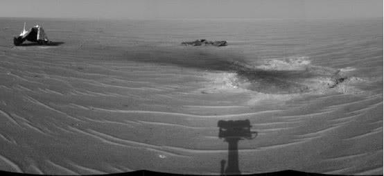 火星探测器熄灭前,向地球传回重要信息,它可能在向人类求救