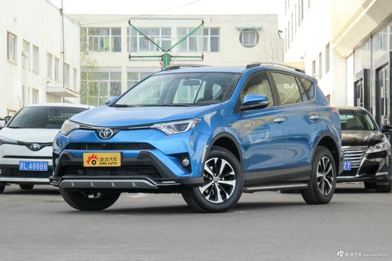 视频:丰田全新RAV4曝光!尺寸超CR-V,预计10月上市