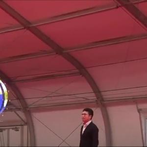 会飞行的显示器,还是3D的,将成为新发财利器