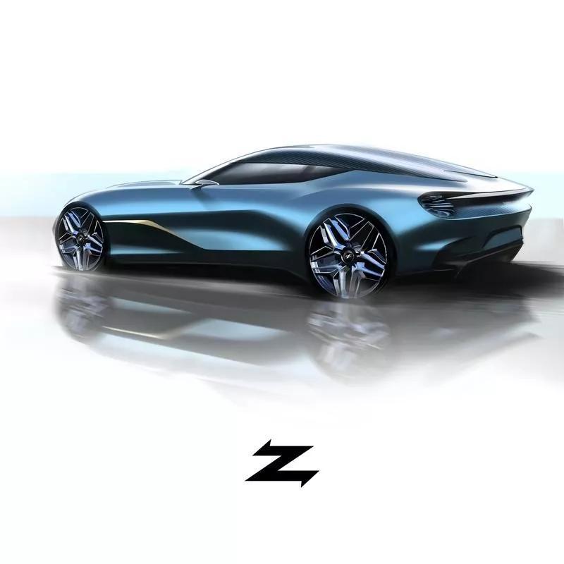 惊鸿一瞥?阿斯顿·马丁DBS GT Zagato绝代风华