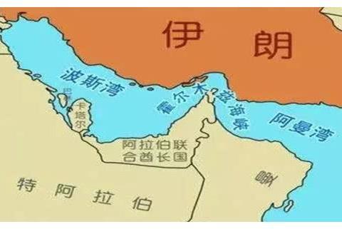 波斯湾再出新闻!伊朗油轮直接被劫走,索要1000万美元赎金