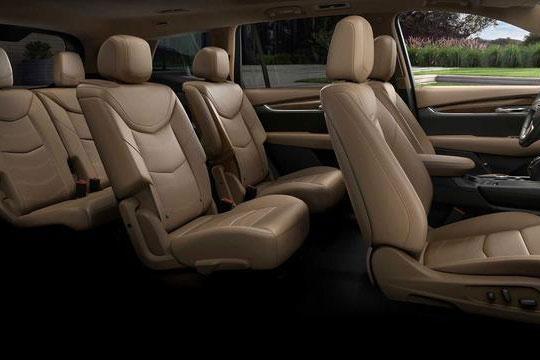 谁说开奔驰GLE就有面子了?凯迪拉克XT6的豪华也是个好选择