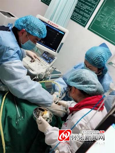 介入超声:针尖下的手术
