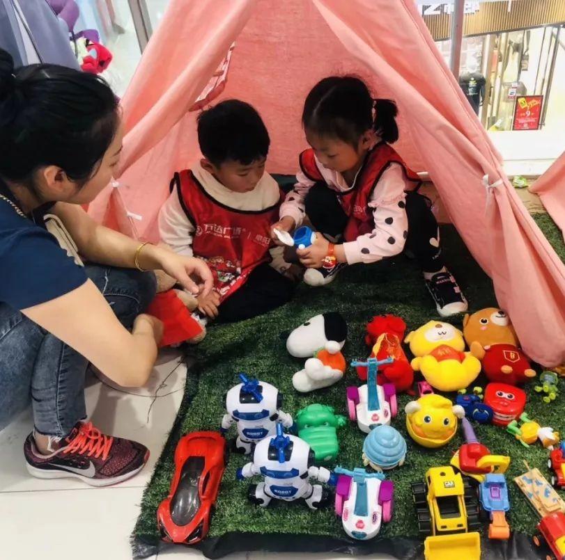 【活动招募】最好玩的帐篷集市,现在招募小老板啦!这个店铺由你做主!