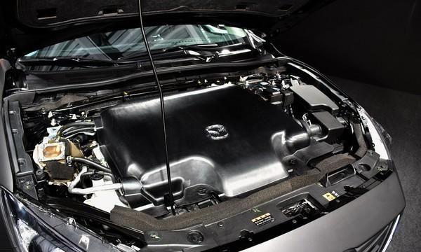 马自达Skyactiv-X引擎养起来很贵