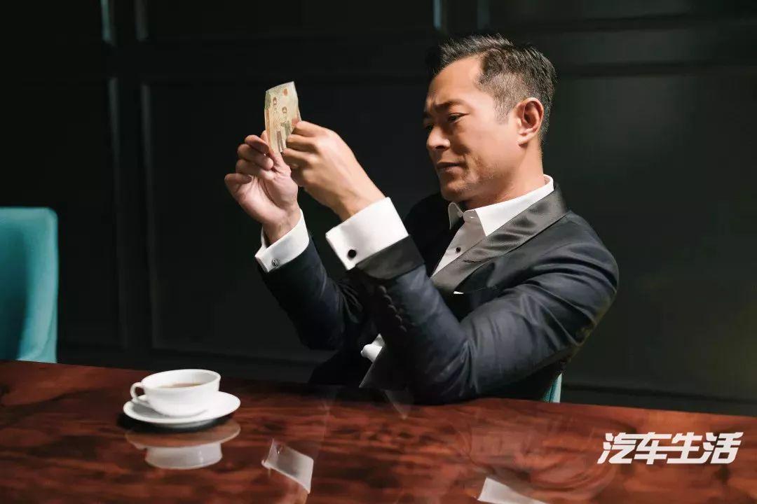 """""""平平无奇""""古天乐,""""座座平等""""XT6"""