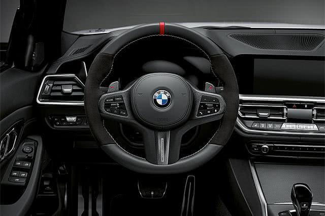 帅!新3系的M款套件来了,瞬间化身小M3,台湾车主真幸福