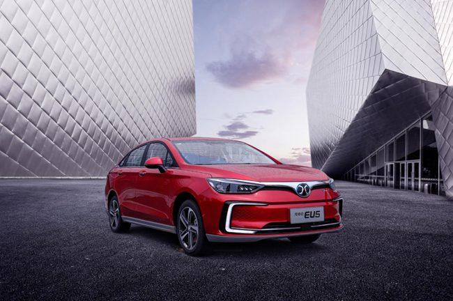 中高端车型助推销量增长 北汽新能源走出一条高质量向上之路