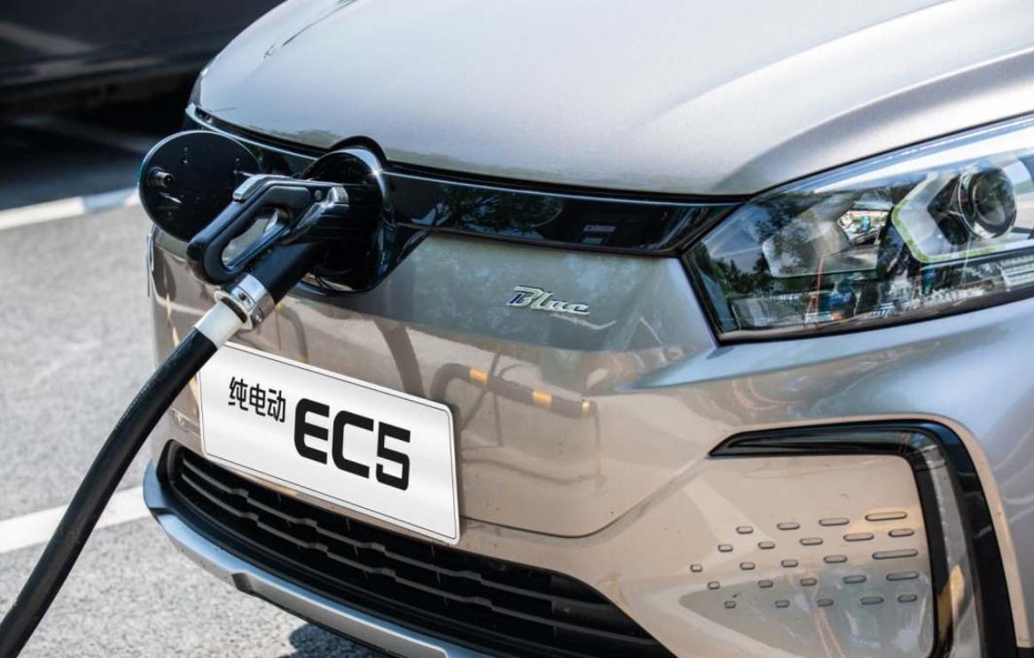 售價9.99萬起/續航403km 北汽新能源EC5價格正式發布