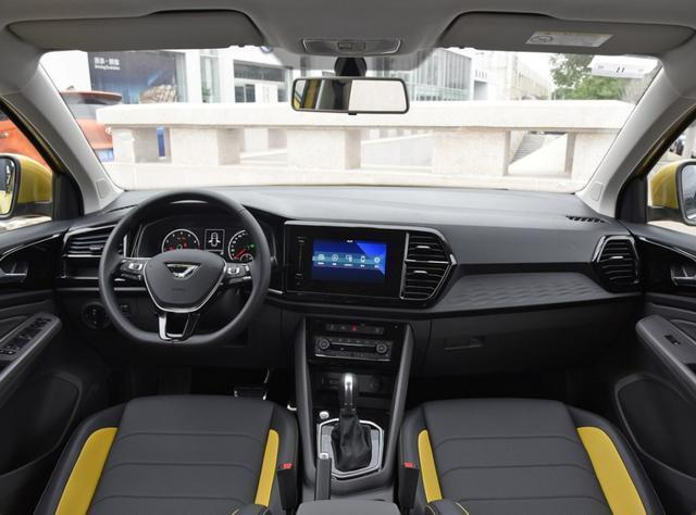 最便宜德系SUV来了!9万起就配大众1.4T,还是紧凑型SUV尺寸