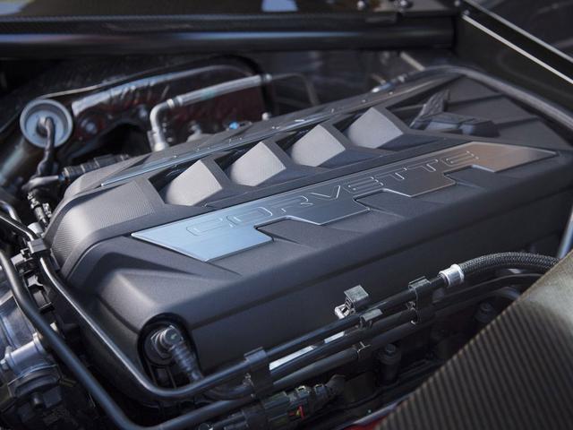 全新一代科尔维特C8发布 搭载6.2L V8发动机