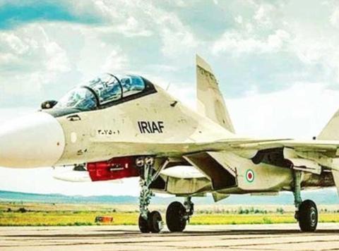 伊朗从俄罗斯购买苏30战斗机?白宫鹰派警告别乱来,否则后果自负