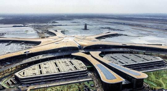 1182名模拟旅客  22个航班北京大兴国际机场进行首次演练