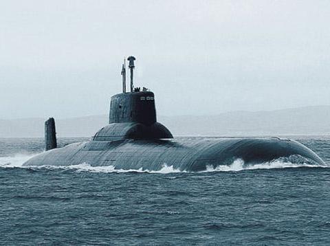 中美俄核潜艇巡航速度对比:俄30节,美国28节,中国是多少