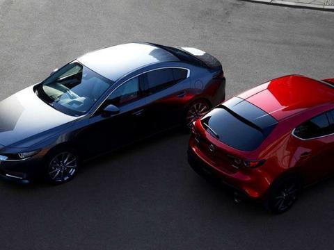 预计年内上市,全新一代马自达3,全新创驰蓝天发动机很是惹眼