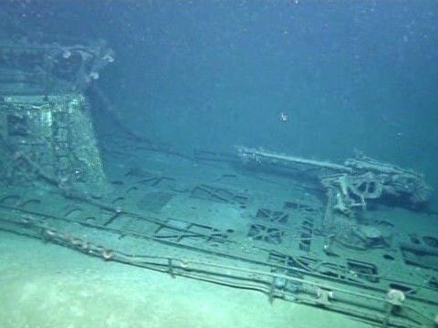 海底发现飞船残骸,距今14万年,或许它们在冰河时期就来过地球