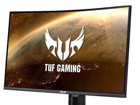 华硕再添TUF Gming电竞显示器,VG27VQ特工素质火热来袭