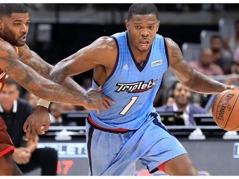 乔-约翰逊:想要重返NBA,机会出现时会抓住并迎接挑战