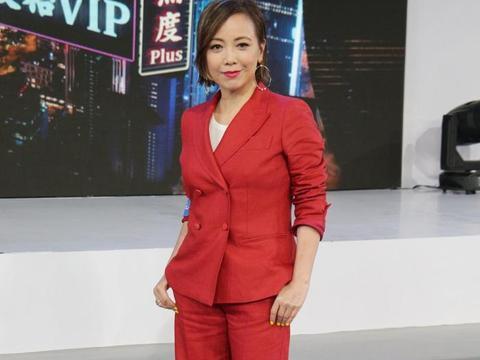 邓萃雯离开TVB加盟新电视台 和72岁郑少秋合作新剧《婚内情》