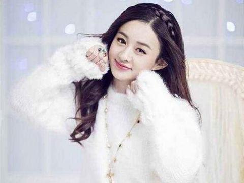 她曾是赵丽颖的替身,如今拍戏成为女主角,演技不输赵丽颖