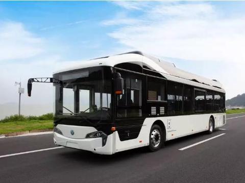 什么是氢钛动能?银隆氢燃料电池客车还有什么优势?