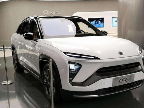 蔚来汽车ES6逆势来袭 新能源市场战火一触即发