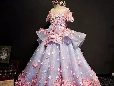 十二星座专属宫廷裙,金牛座霸气,水瓶座犹如仙女一般!