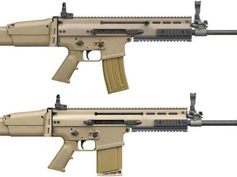 盘点颇受欢迎的多口径模块化步枪