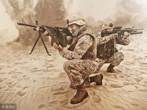 美军为何没有班用机枪?