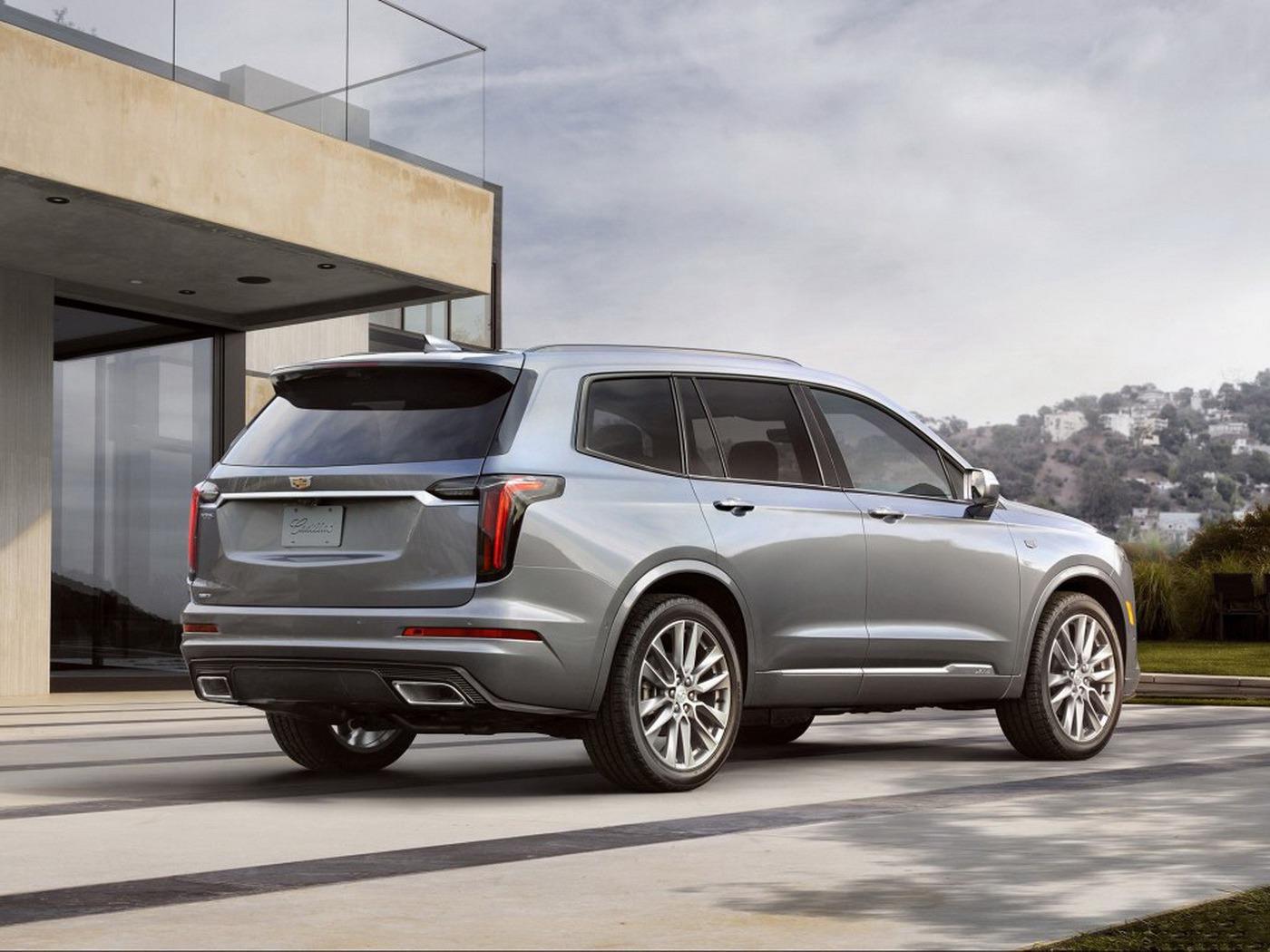 5米长的SUV只放6个座,超帅9AT新车正式上市,霸气又豪华