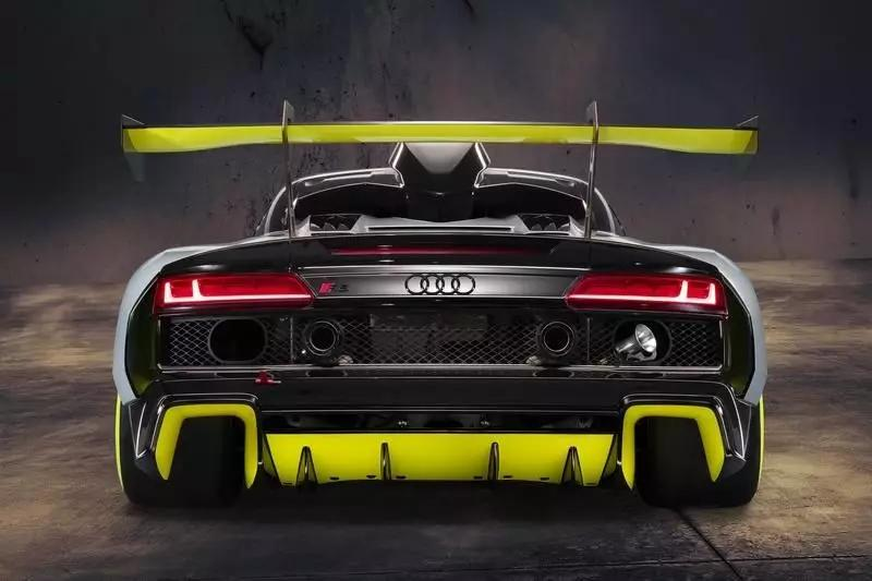 别样惊喜!2020款奥迪R8 LMS GT2赛道狂飙