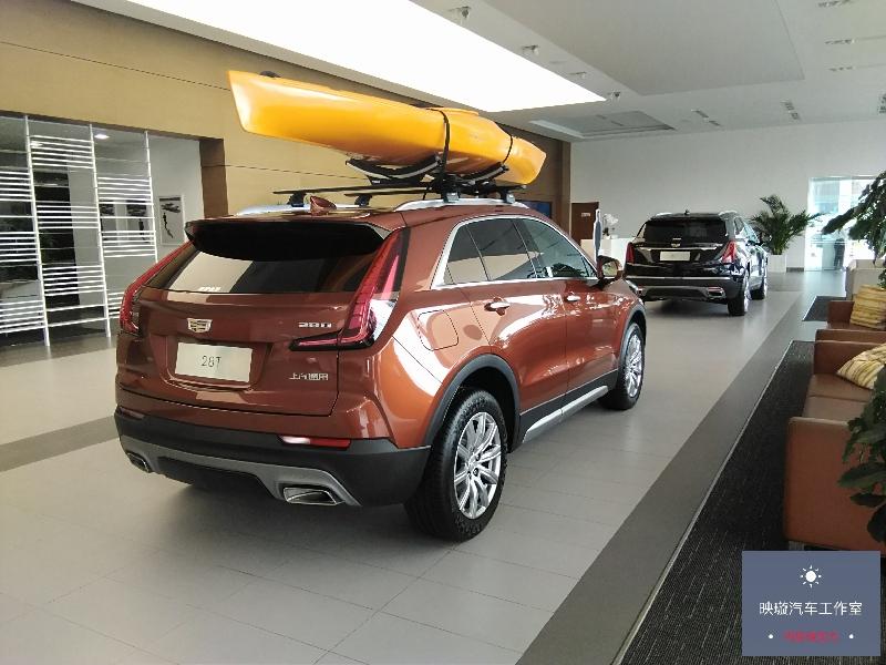 最实惠的豪华品牌紧凑型SUV——凯迪拉克XT4探店实拍