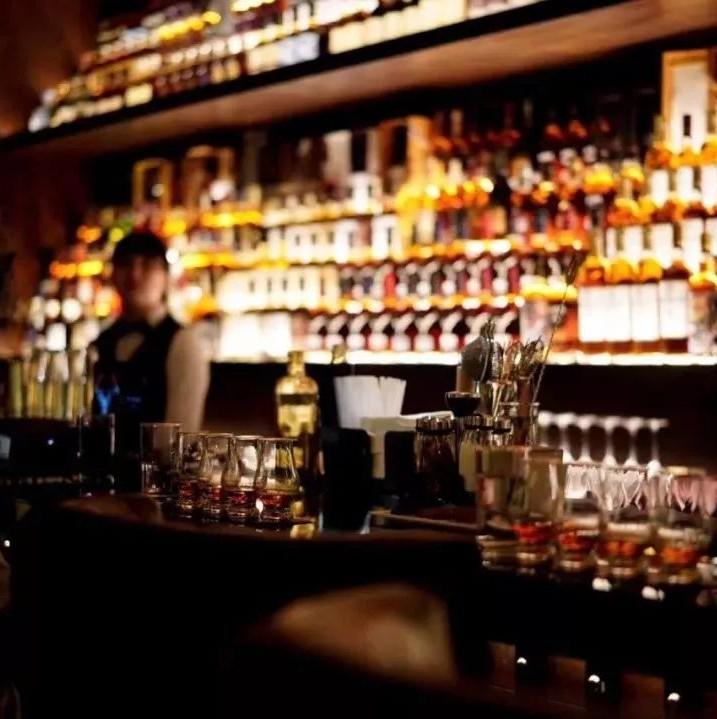 萧山终于有了超炫的威士忌酒吧!好的东西,可以打动人心