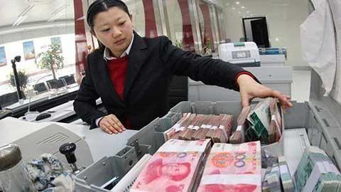 银行存款月收益超过1000元时,储户最少需要存入多少资金?