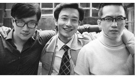 《中国合伙人》向那些年的青春和艰辛致敬!