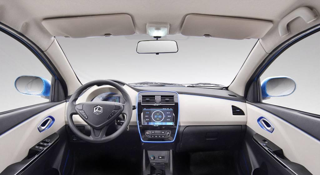 雷丁三款车型预售价发布,最低4.98万元起
