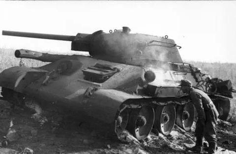 二战苏德战场的决定性战役之一,曾创下两最纪录!
