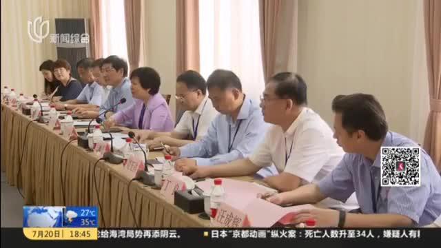 市政协委员视察高招录取工作