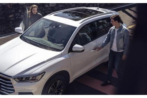 全新比亚迪宋Pro全方位优化,底盘堪比德系豪车