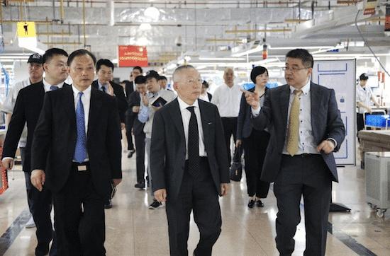 优衣库柳井正:中国服装制造企业具备世界水平